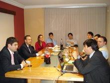 1ra reunion 2007